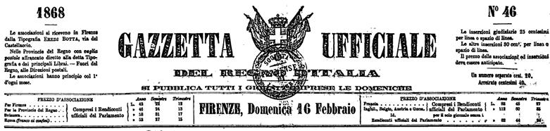 gazzetta1868